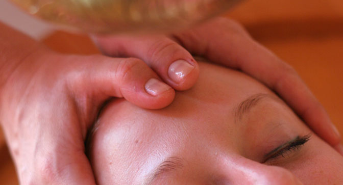 Lehrgang Ayurveda-Massage